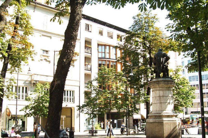 Appartamento in Affitto a Milano 21  Brera / Cavour / Repubblica: 3 locali, 110 mq