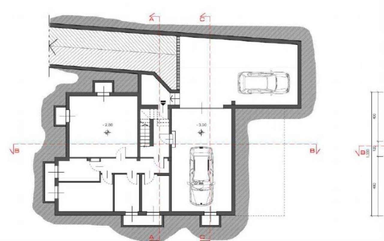 Terreno Edificabile Residenziale in vendita a Daverio, 9999 locali, prezzo € 120.000   Cambio Casa.it