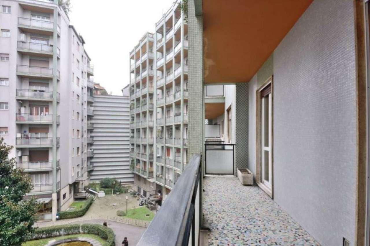 Bilocale Milano Via Ranzoni 3