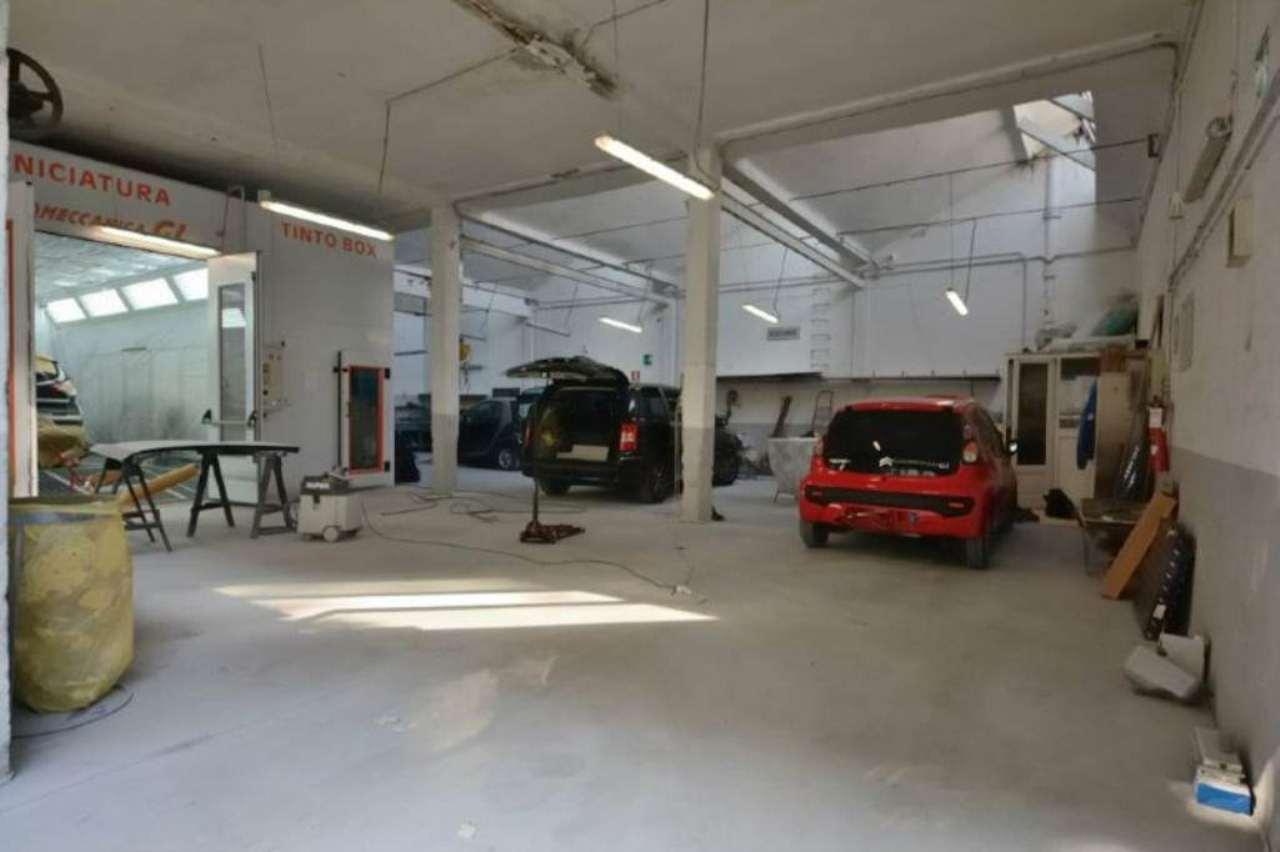 Laboratorio in Vendita a Milano 21 Udine / Lambrate / Ortica: 1 locali, 240 mq