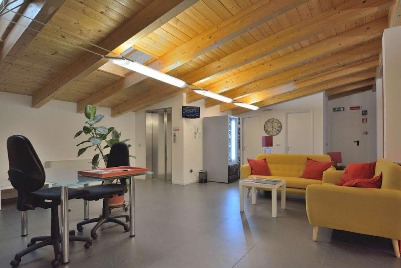 Ufficio-studio in Affitto a Milano 23 Forlanini / Mecenate: 1 locali, 300 mq