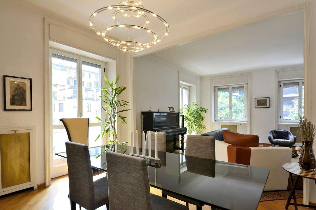 Appartamento in Vendita a Milano: 5 locali, 155 mq - Foto 1