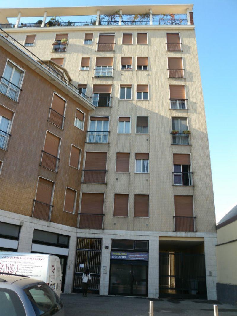 Bilocale Milano Via Giulietti 11