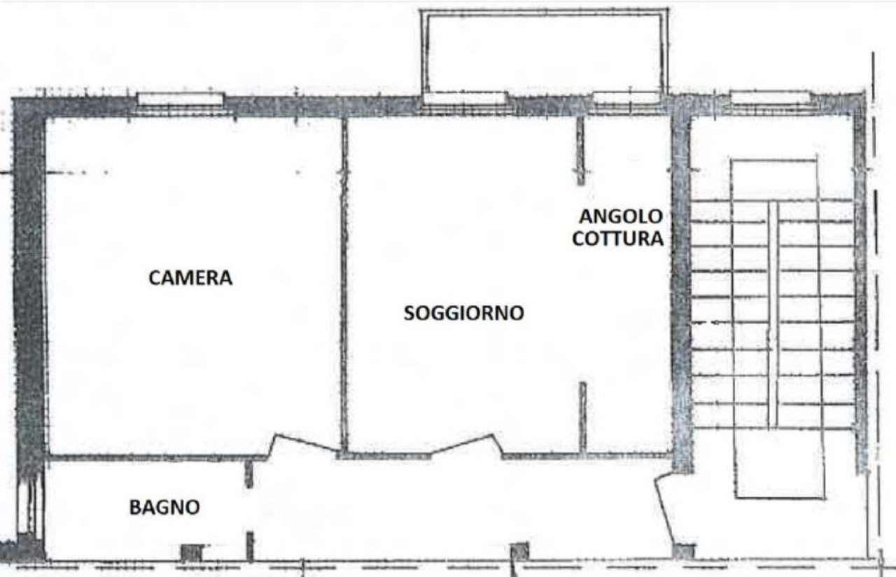 Vendita  bilocale Cinisello Balsamo Vicolo Villa Rachele 1 926657