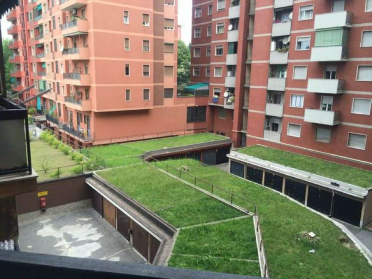 Bilocale Cinisello Balsamo Via Ferri 1