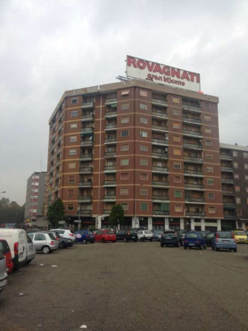 Bilocale Cinisello Balsamo Via Ferri 3