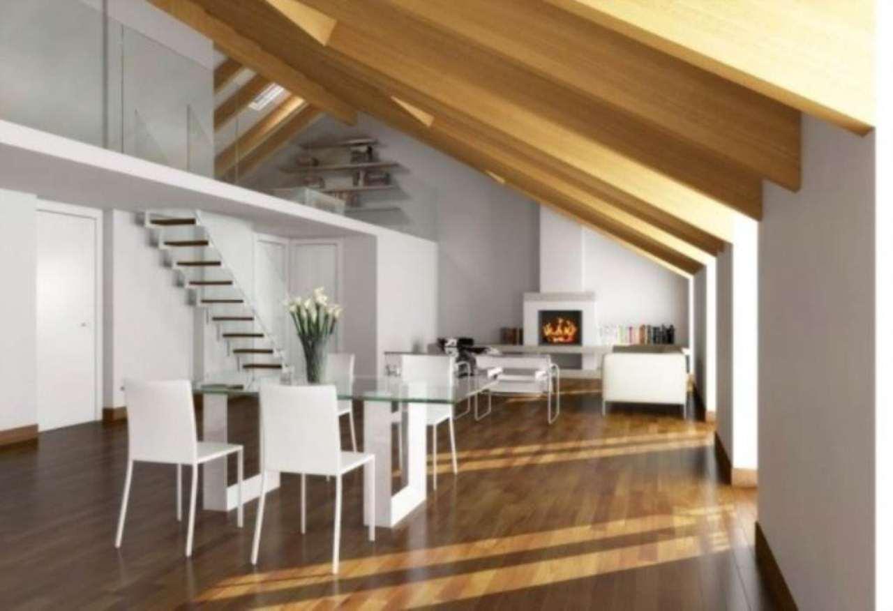 Attico / Mansarda in vendita a Varedo, 4 locali, prezzo € 420.000 | Cambio Casa.it