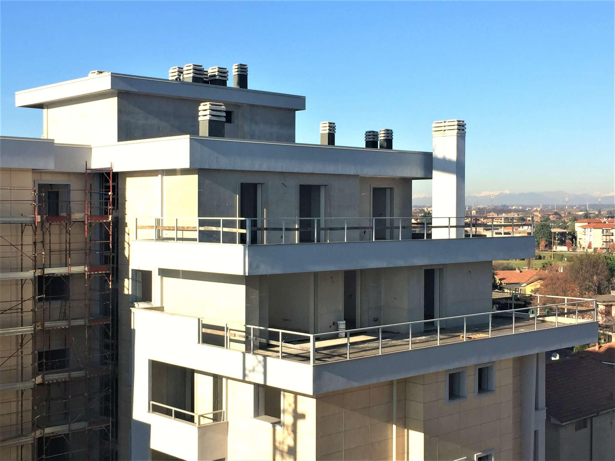 Attico / Mansarda in vendita a Nova Milanese, 4 locali, prezzo € 467.000 | Cambio Casa.it