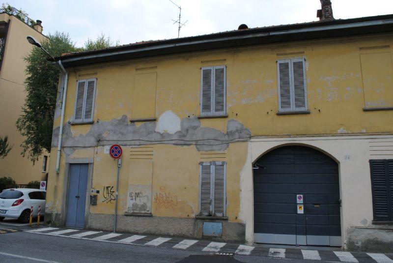 Bilocale Vimercate Via Burago 8