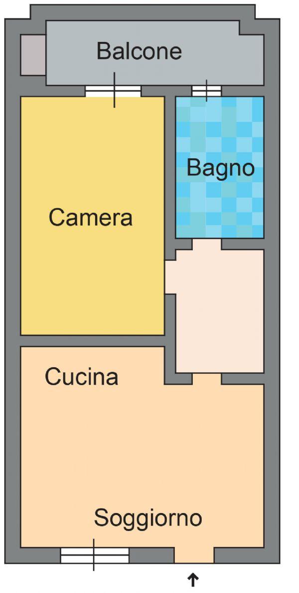 Vendita  bilocale Arcore Via Gilera 1 856065