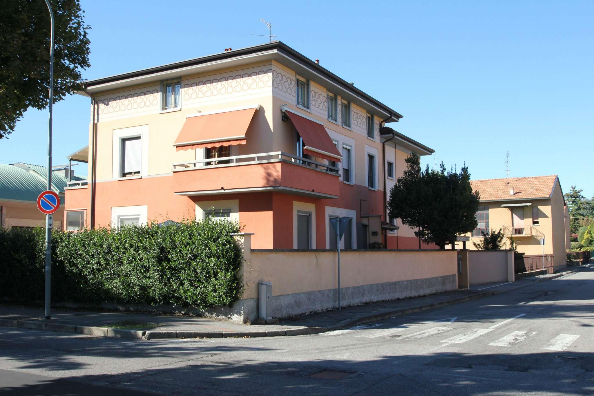 Bilocale Vimercate Via Puccini 1