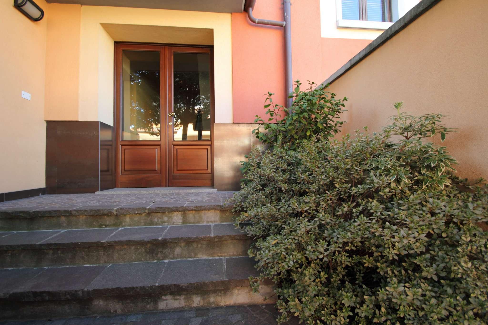 Bilocale Vimercate Via Puccini 2