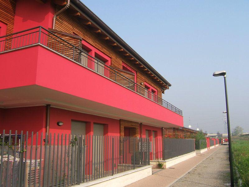 Bilocale Agrate Brianza Via Stelvio 8