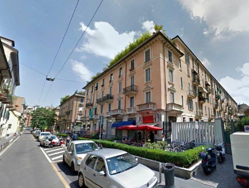 Bilocale Milano Via Orti 1