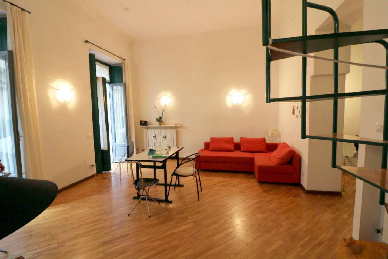 Bilocale Milano Via Orti 3