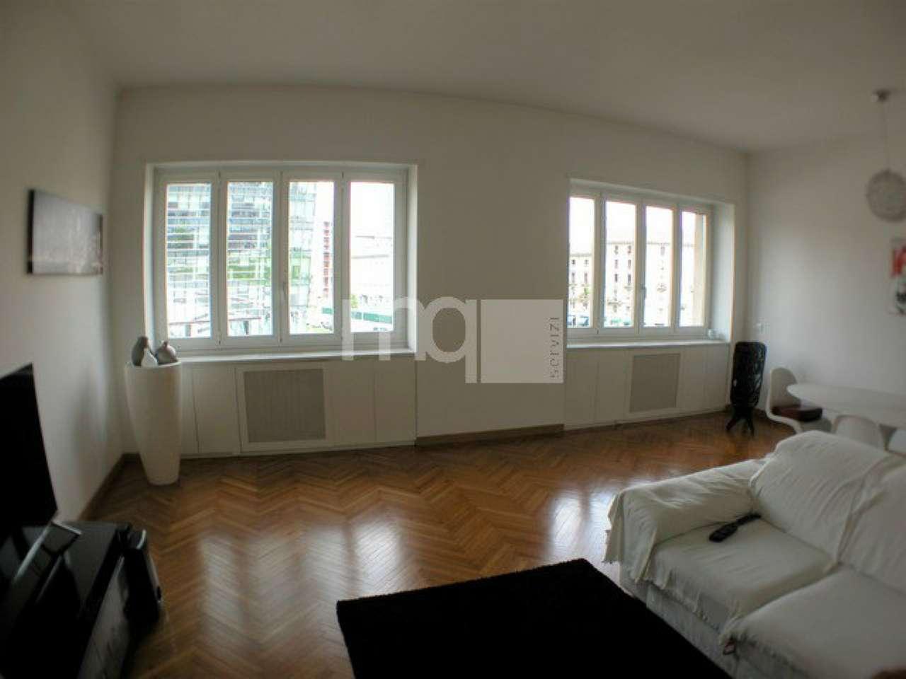 Appartamento in affitto a Milano, 3 locali, zona Zona: 2 . Repubblica, Stazione Centrale, P.ta Nuova, B. Marcello, prezzo € 2.400 | Cambio Casa.it