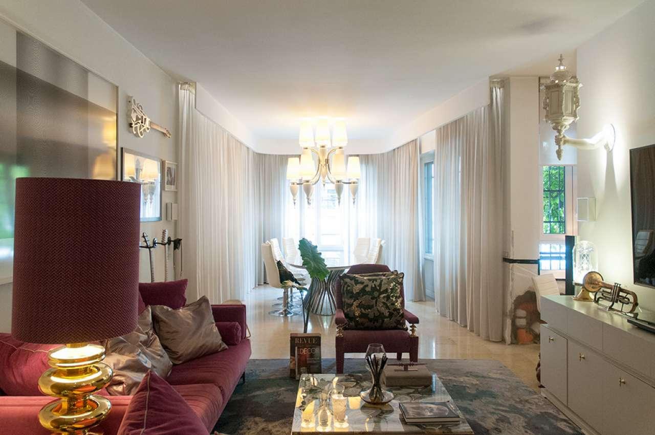 Appartamento in vendita a Milano, 4 locali, zona Zona: 6 . V Giornate, XXII Marzo, P.ta Romana, Viale Corsica, Tribunale, Policlinico, prezzo € 600.000   CambioCasa.it