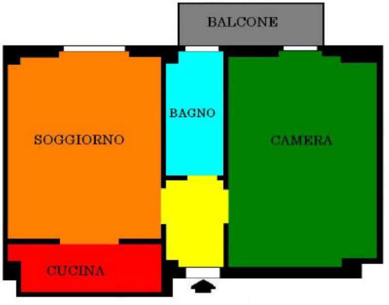 Vendita  bilocale Concorezzo Via Agrate 1 325725