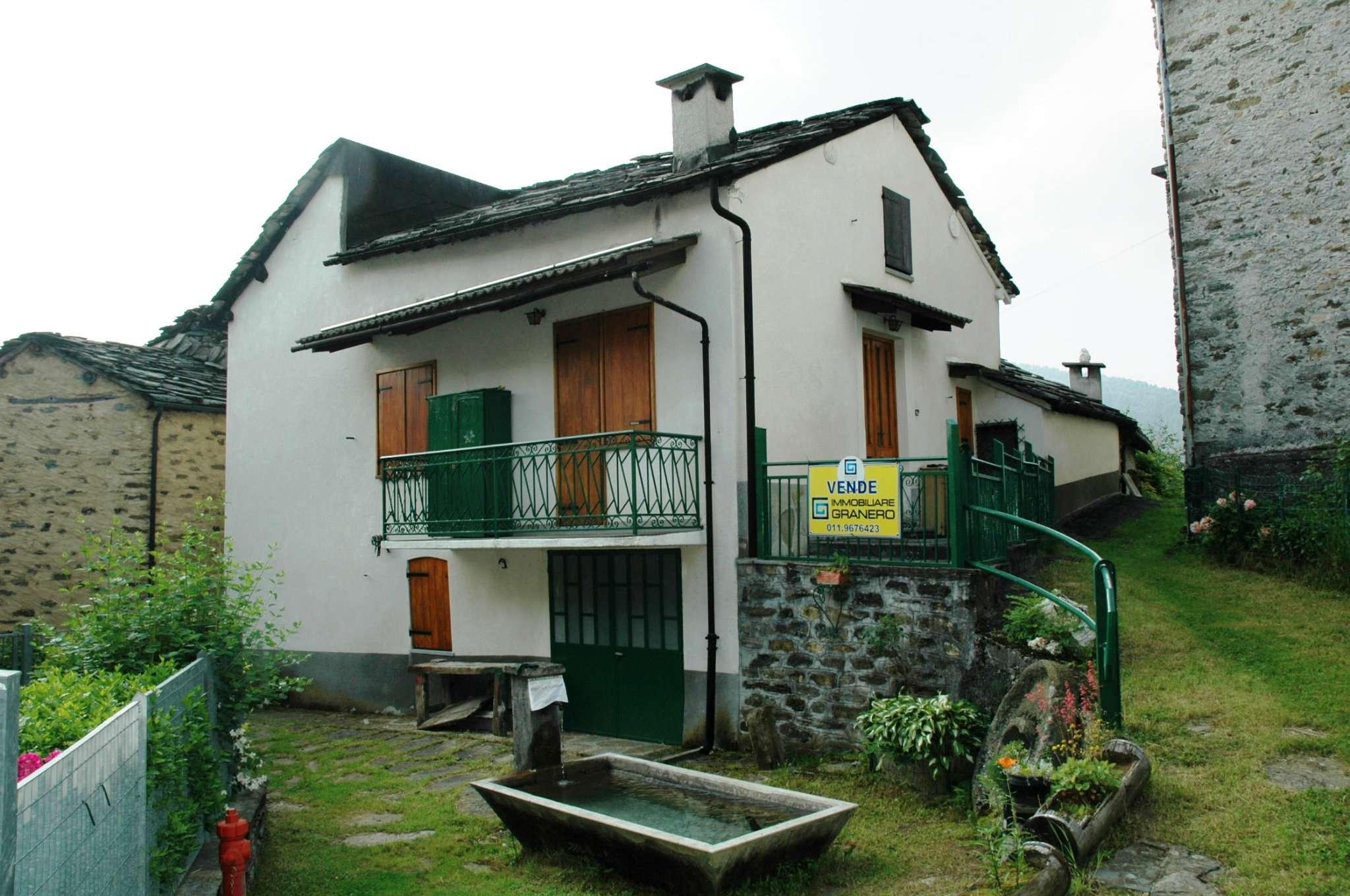 Foto 1 di Casa indipendente VIA BERTESSENO 28, frazione Bertesseno, Viù