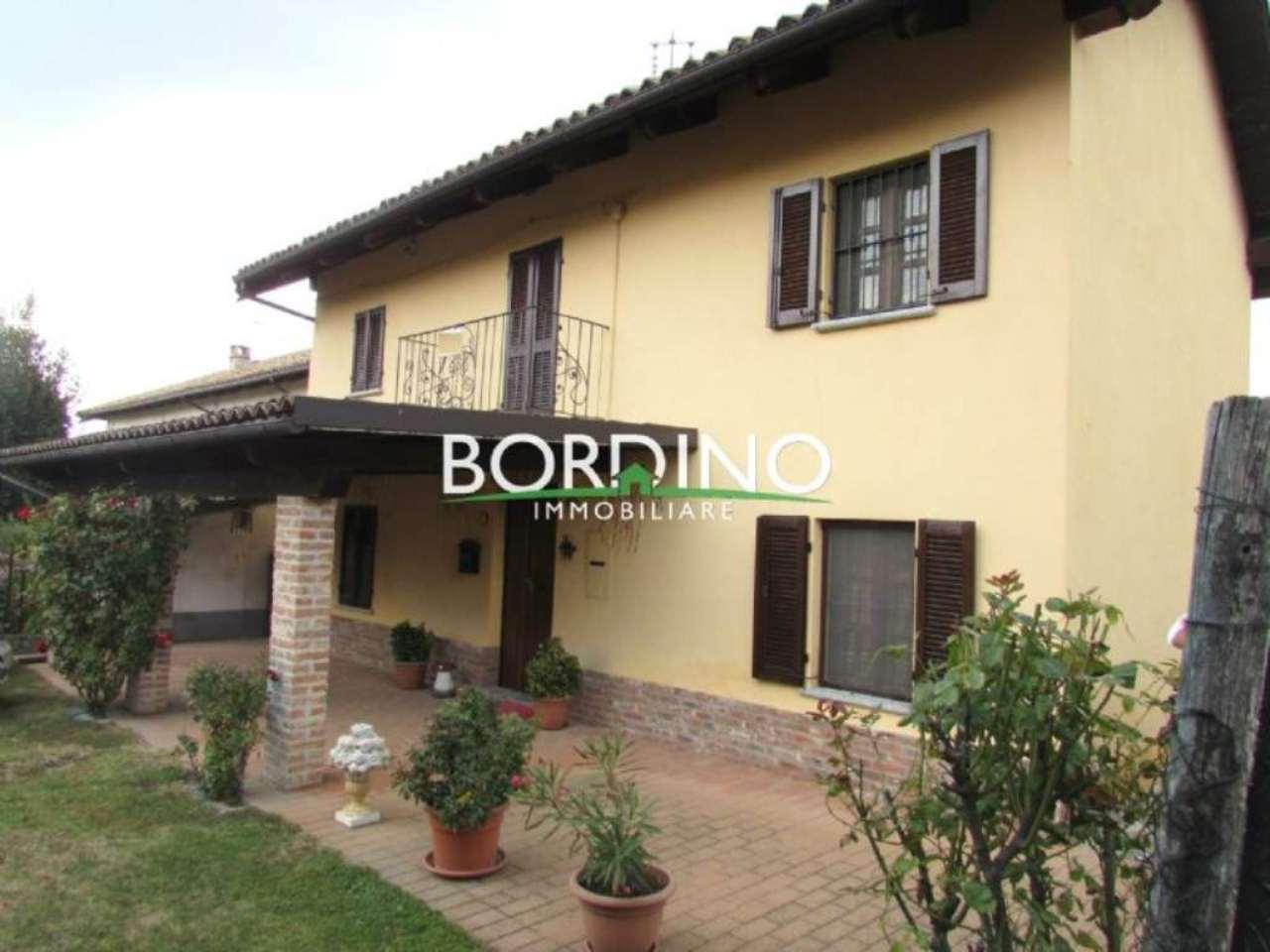 Soluzione Indipendente in vendita a Costigliole d'Asti, 5 locali, prezzo € 185.000 | Cambio Casa.it