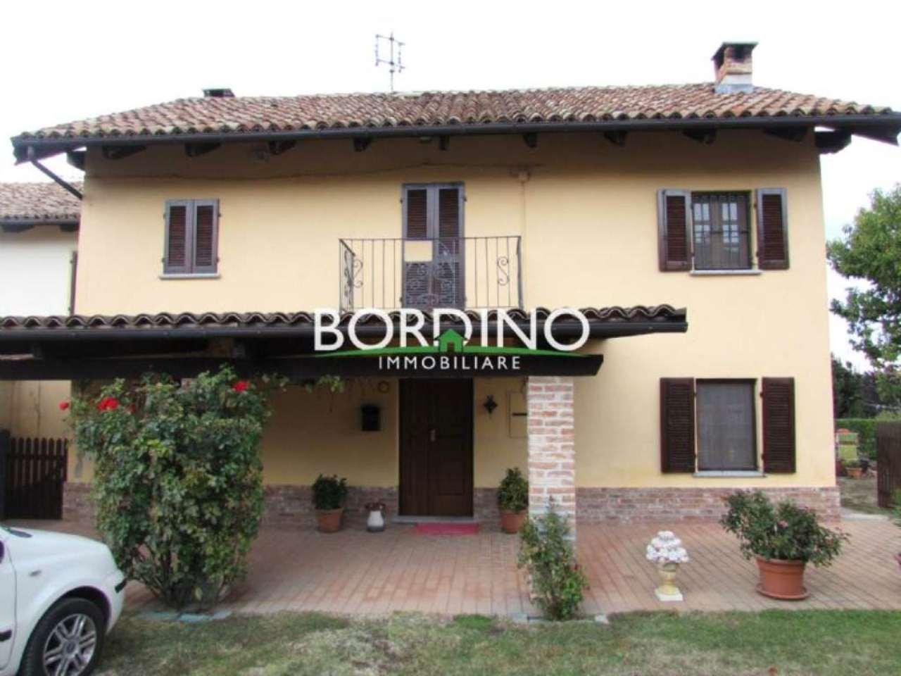 Soluzione Indipendente in vendita a Costigliole d'Asti, 5 locali, prezzo € 170.000 | CambioCasa.it