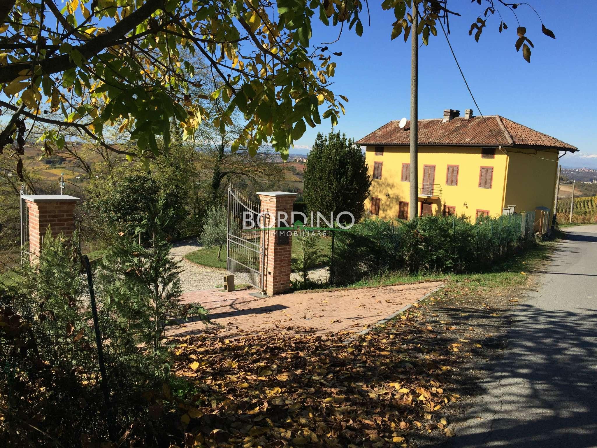 Soluzione Indipendente in vendita a Costigliole d'Asti, 6 locali, prezzo € 235.000 | Cambio Casa.it