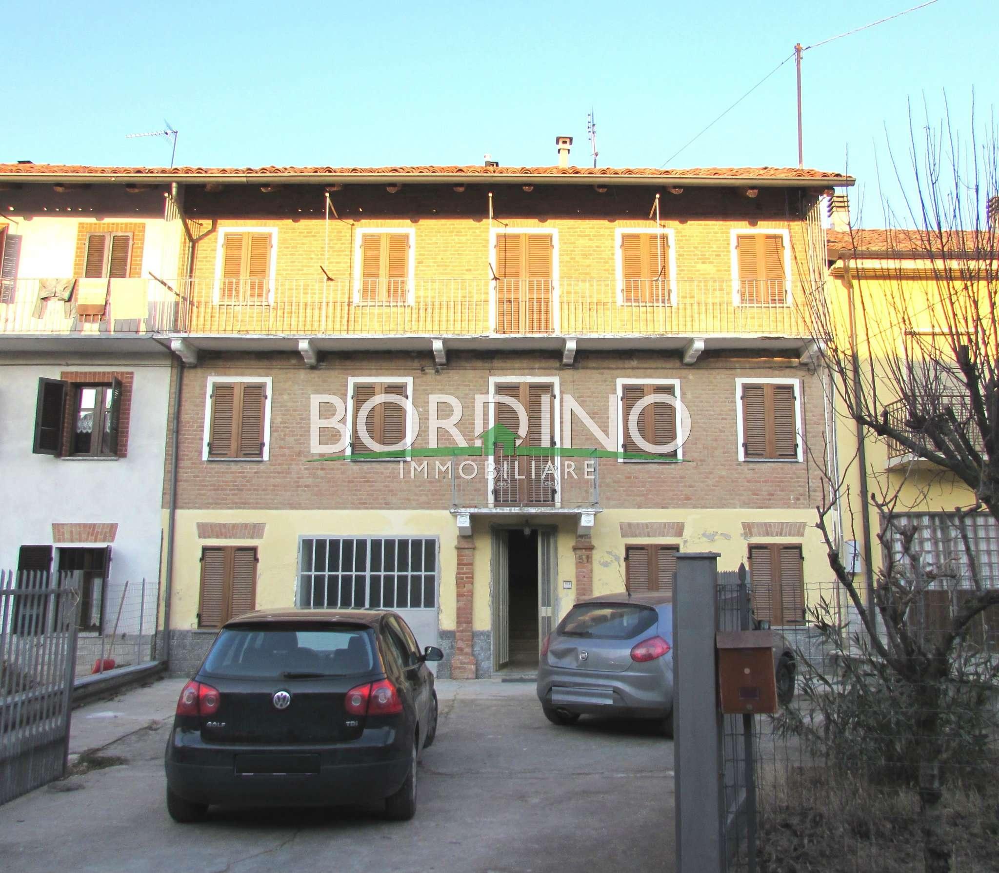 Soluzione Indipendente in vendita a Priocca, 7 locali, prezzo € 95.000 | Cambio Casa.it