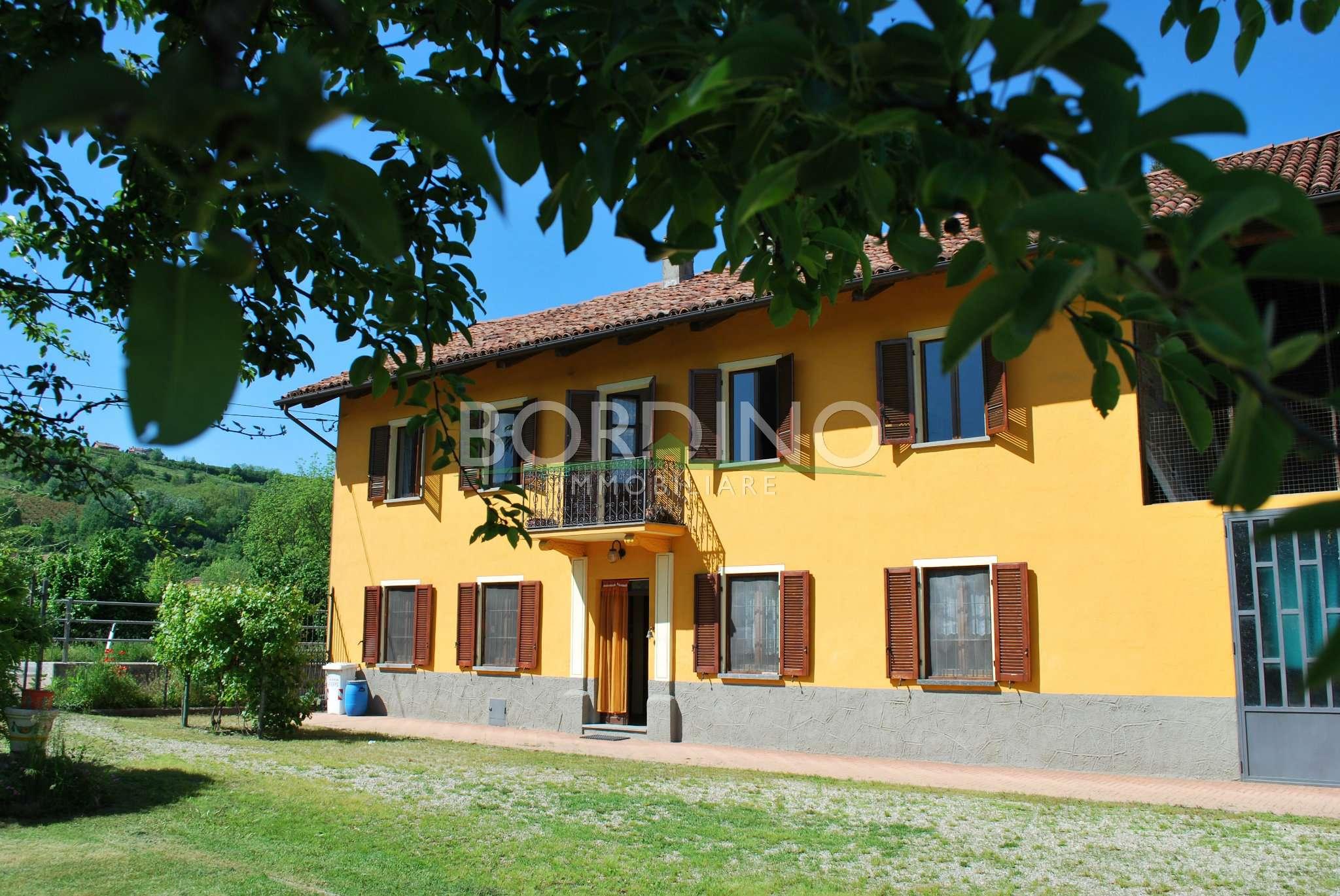 Soluzione Indipendente in vendita a Magliano Alfieri, 6 locali, prezzo € 220.000 | CambioCasa.it