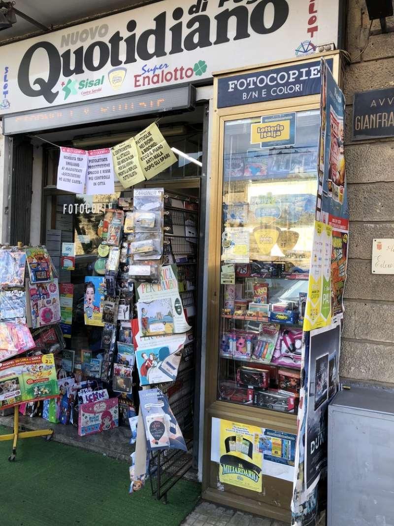 Lecce Vendita CARTOLIBRERIE EDICOLE