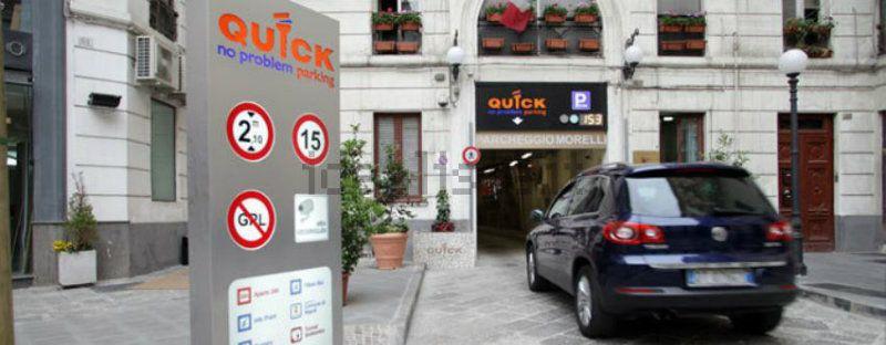 Box / Garage in vendita a Napoli, 1 locali, zona Zona: 1 . Chiaia, Posillipo, San Ferdinando, prezzo € 170.000 | Cambio Casa.it