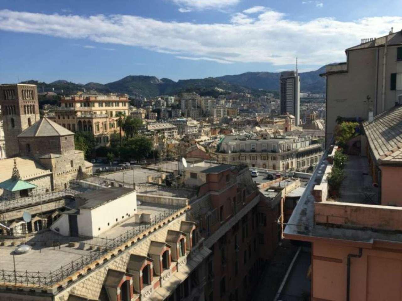 Ufficio / Studio in affitto a Genova, 4 locali, zona Zona: 1 . Centro, Centro Storico, prezzo € 550 | Cambio Casa.it