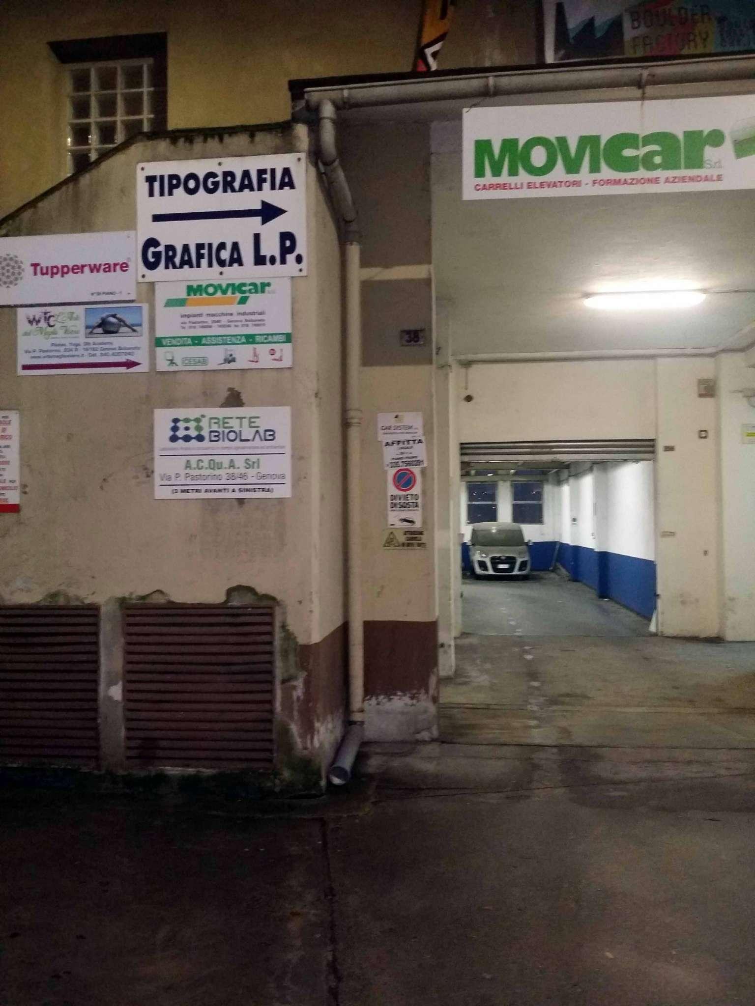 Magazzino in Vendita a Genova