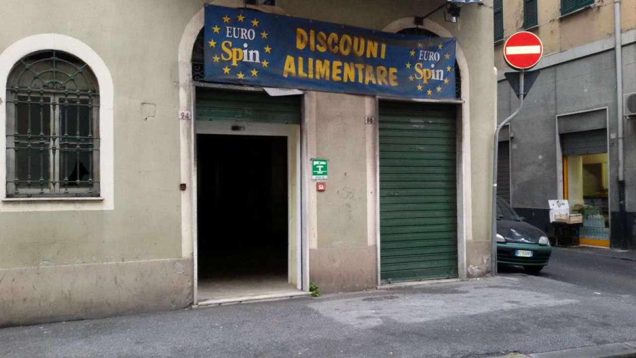 Negozio / Locale in affitto a Genova, 3 locali, prezzo € 48.000   Cambio Casa.it