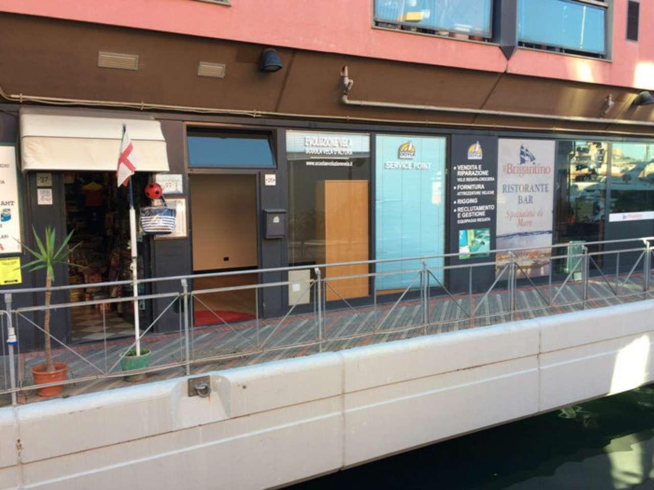 Negozio / Locale in affitto a Genova, 1 locali, prezzo € 600 | CambioCasa.it