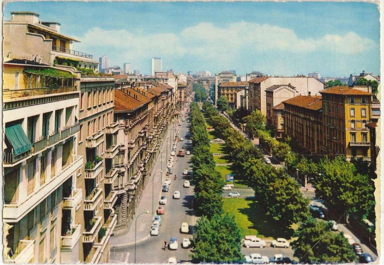 Appartamento in vendita milano via mascagni for Via pietro mascagni 8 milano