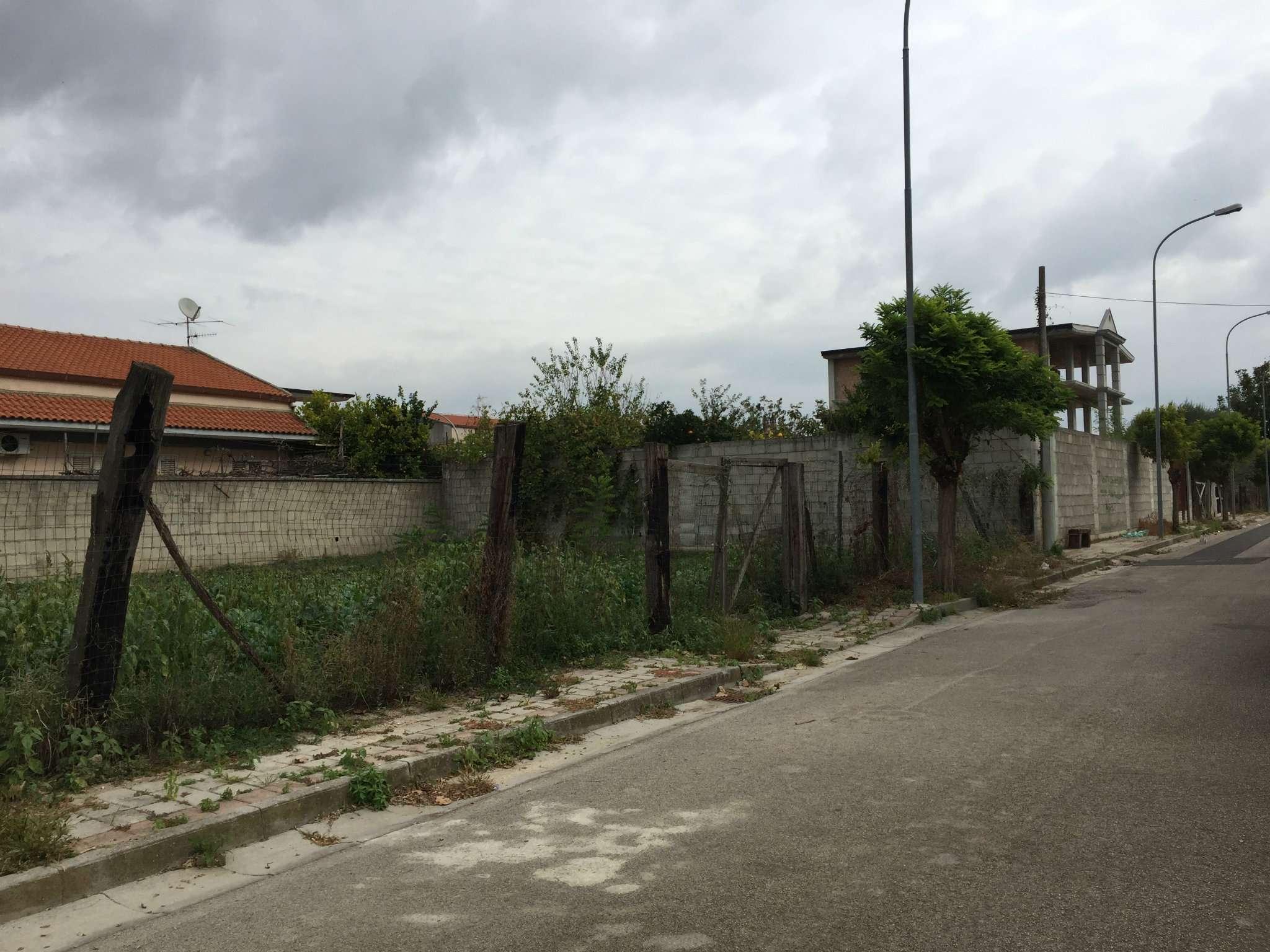 Terreno Edificabile Residenziale in Vendita a Marcianise