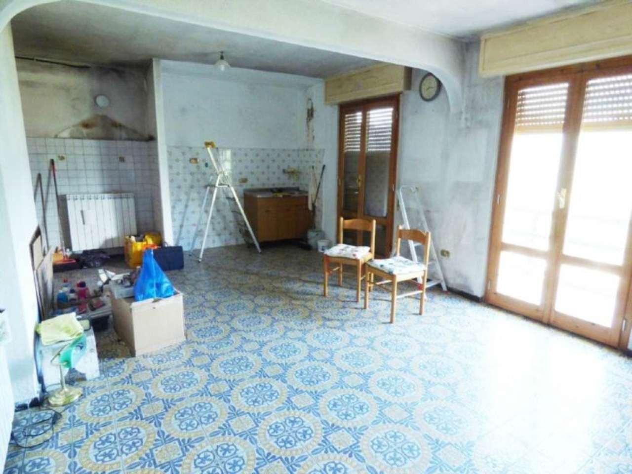 Moconesi appartamento termoautonomo vista aperta