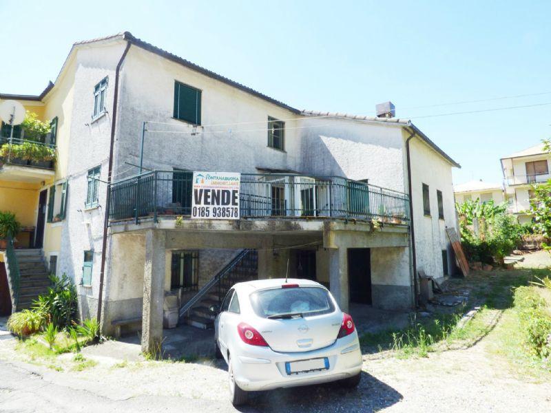 Soluzione Indipendente in vendita a Cicagna, 6 locali, prezzo € 69.000 | PortaleAgenzieImmobiliari.it