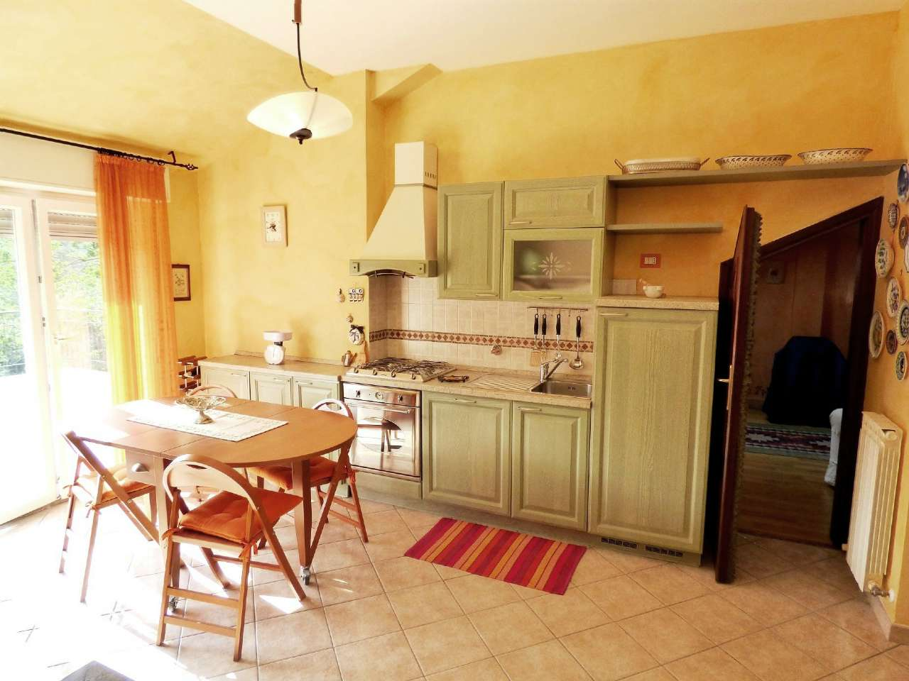 Appartamento in vendita a Moconesi, 4 locali, prezzo € 72.000 | PortaleAgenzieImmobiliari.it