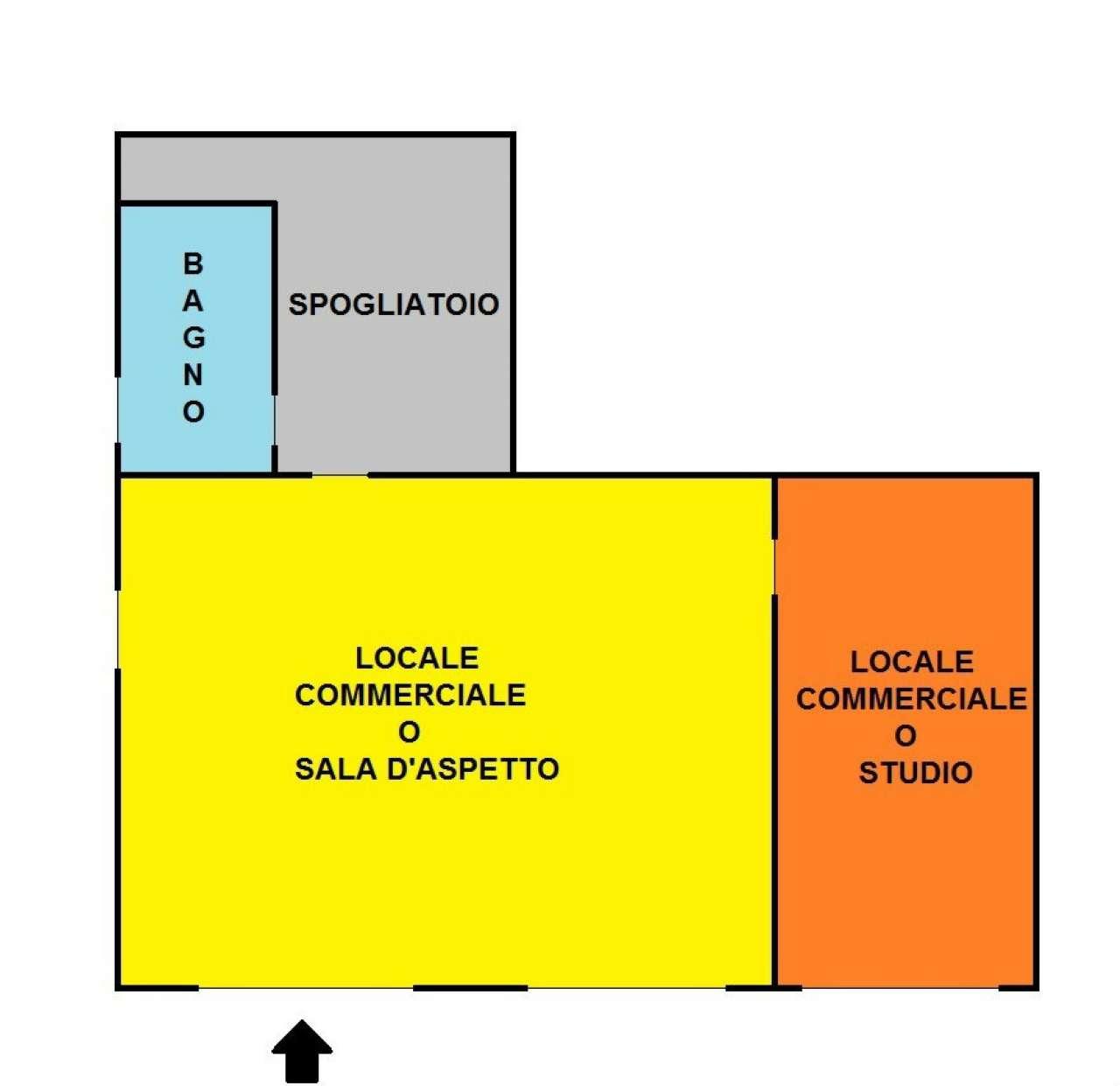 Negozio / Locale in affitto a Cicagna, 2 locali, prezzo € 290 | CambioCasa.it