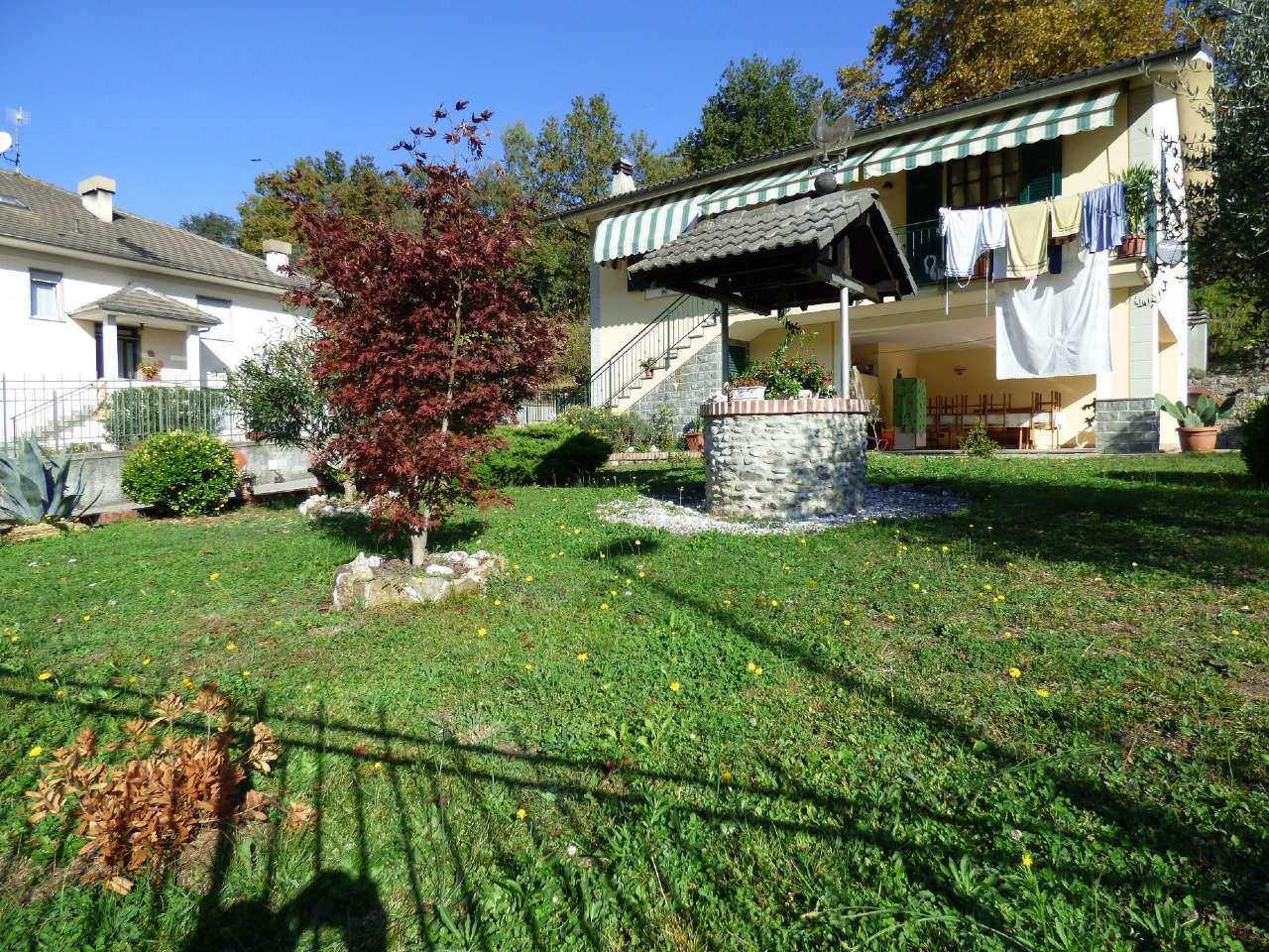 Villa in vendita a Cicagna, 6 locali, prezzo € 285.000 | PortaleAgenzieImmobiliari.it