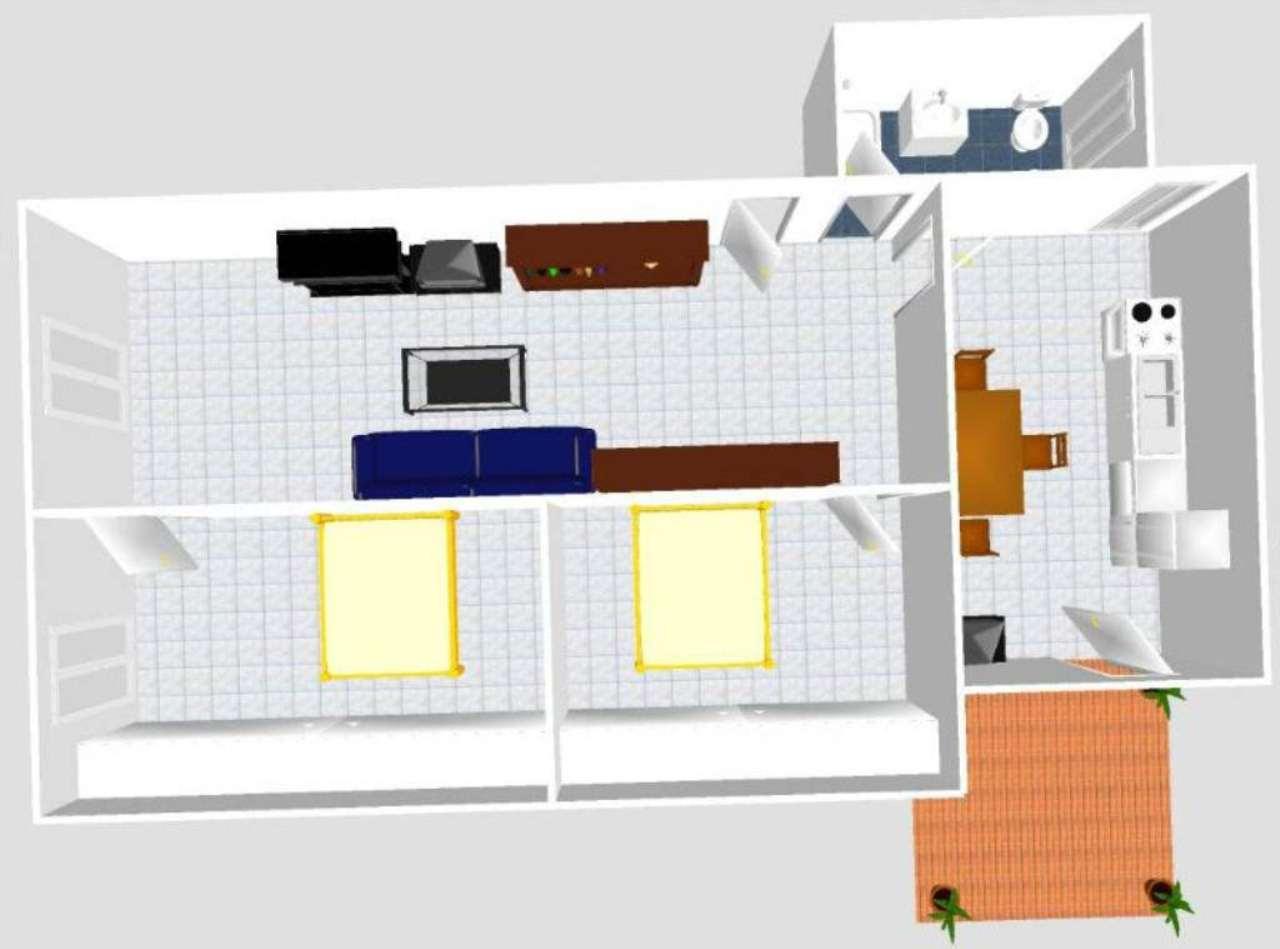 Appartamento in buone condizioni in vendita Rif. 4857493