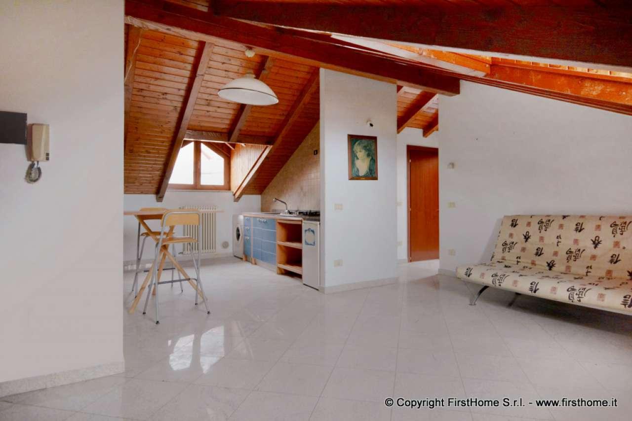 Attico / Mansarda in affitto a Cuveglio, 3 locali, prezzo € 550 | PortaleAgenzieImmobiliari.it