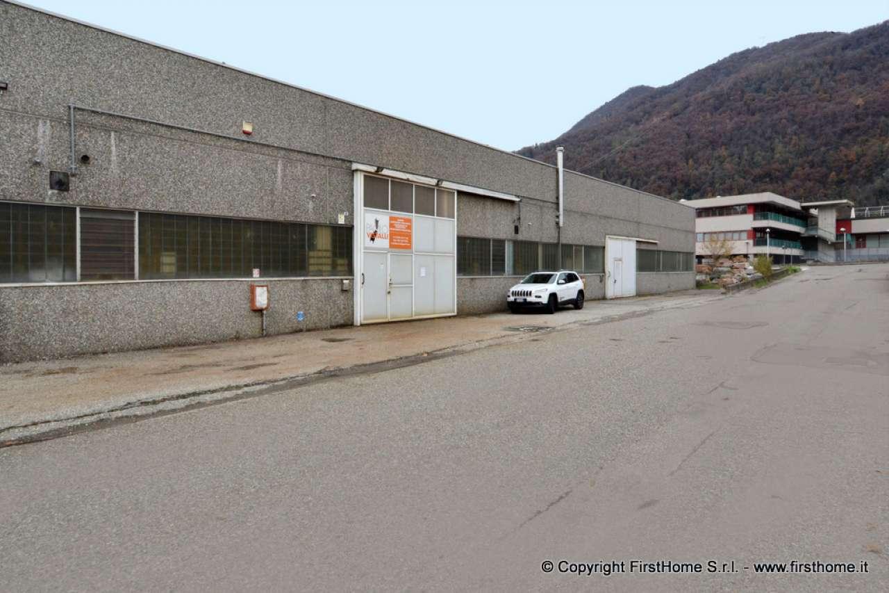 Capannone in affitto a Cuveglio, 2 locali, prezzo € 2.200 | PortaleAgenzieImmobiliari.it