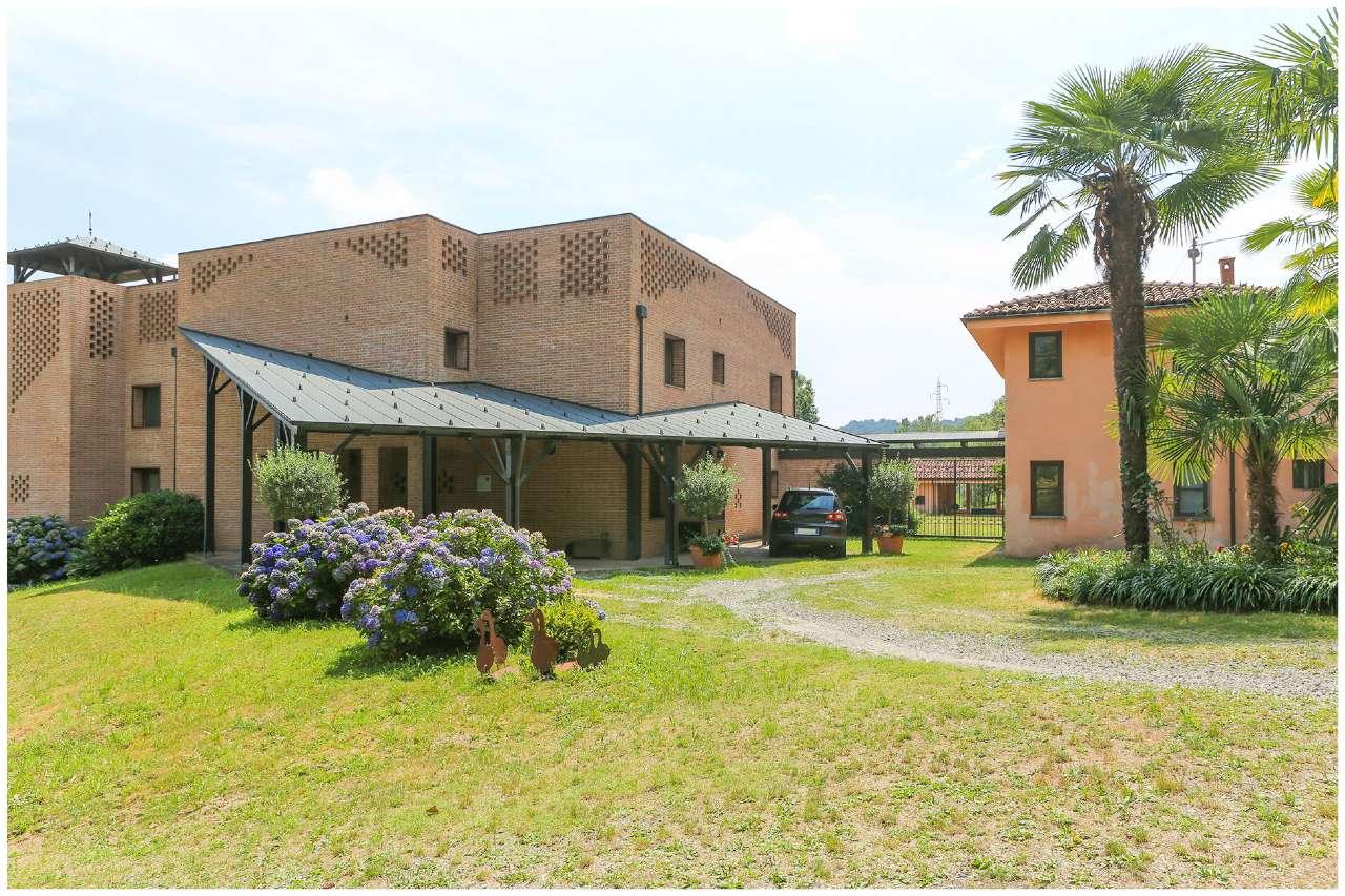 Villa in vendita via Costagrande  180/a Pinerolo
