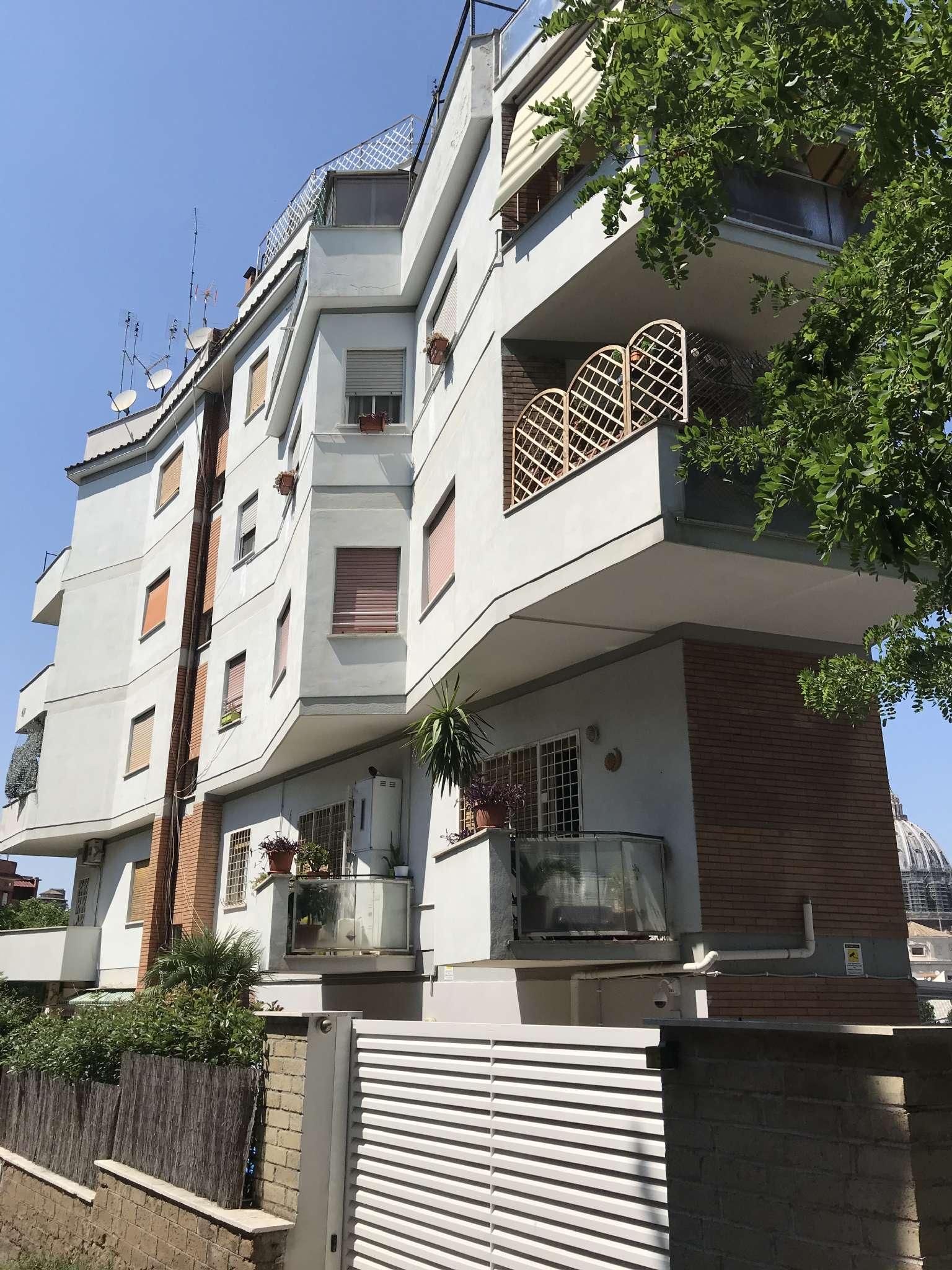 Attico / Mansarda in vendita a Roma, 7 locali, zona Zona: 26 . Gregorio VII - Baldo degli Ubaldi, prezzo € 715.000   CambioCasa.it