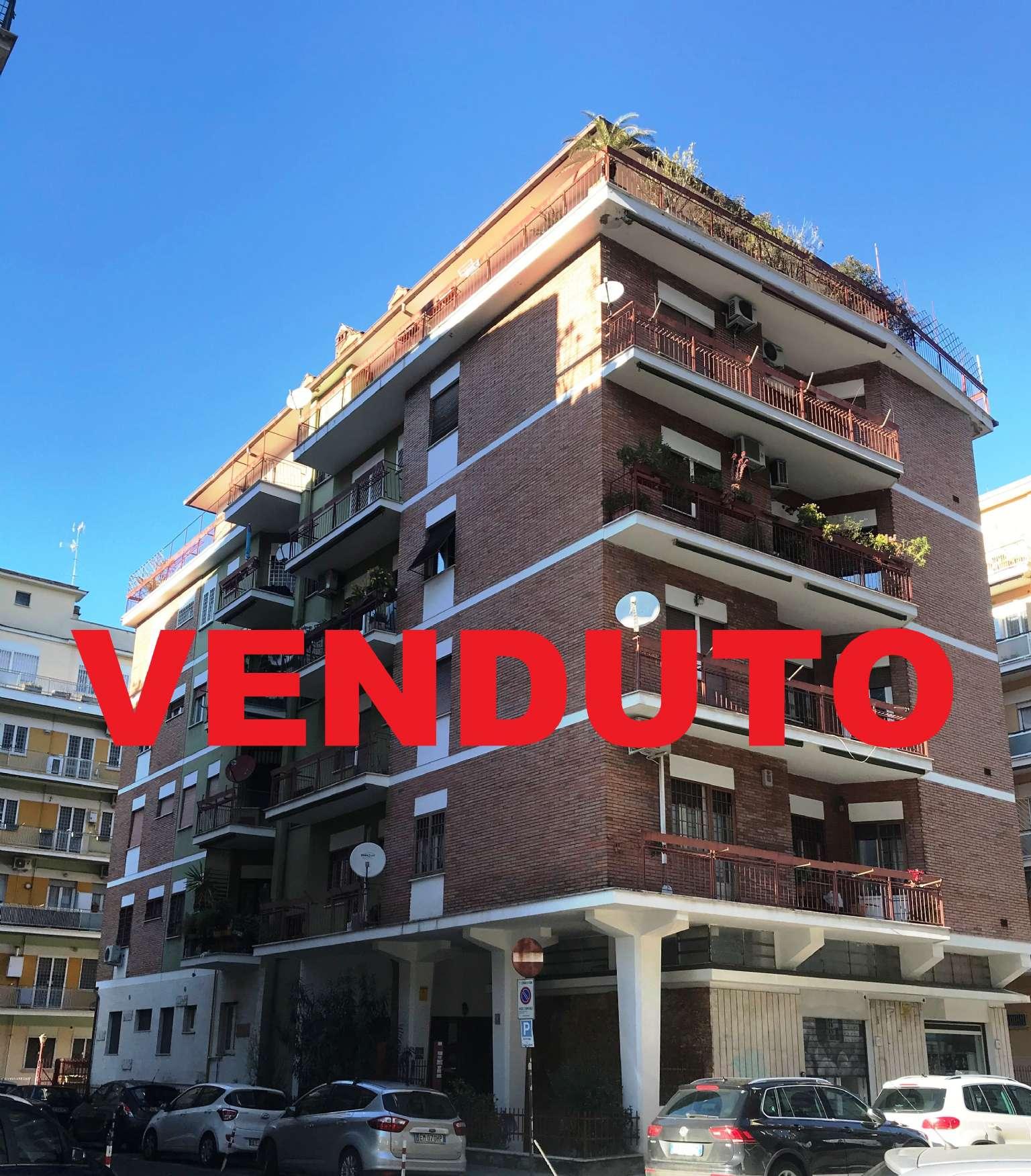Appartamento in vendita a Roma, 5 locali, zona Zona: 5 . Montesacro - Talenti, prezzo € 479.000 | CambioCasa.it