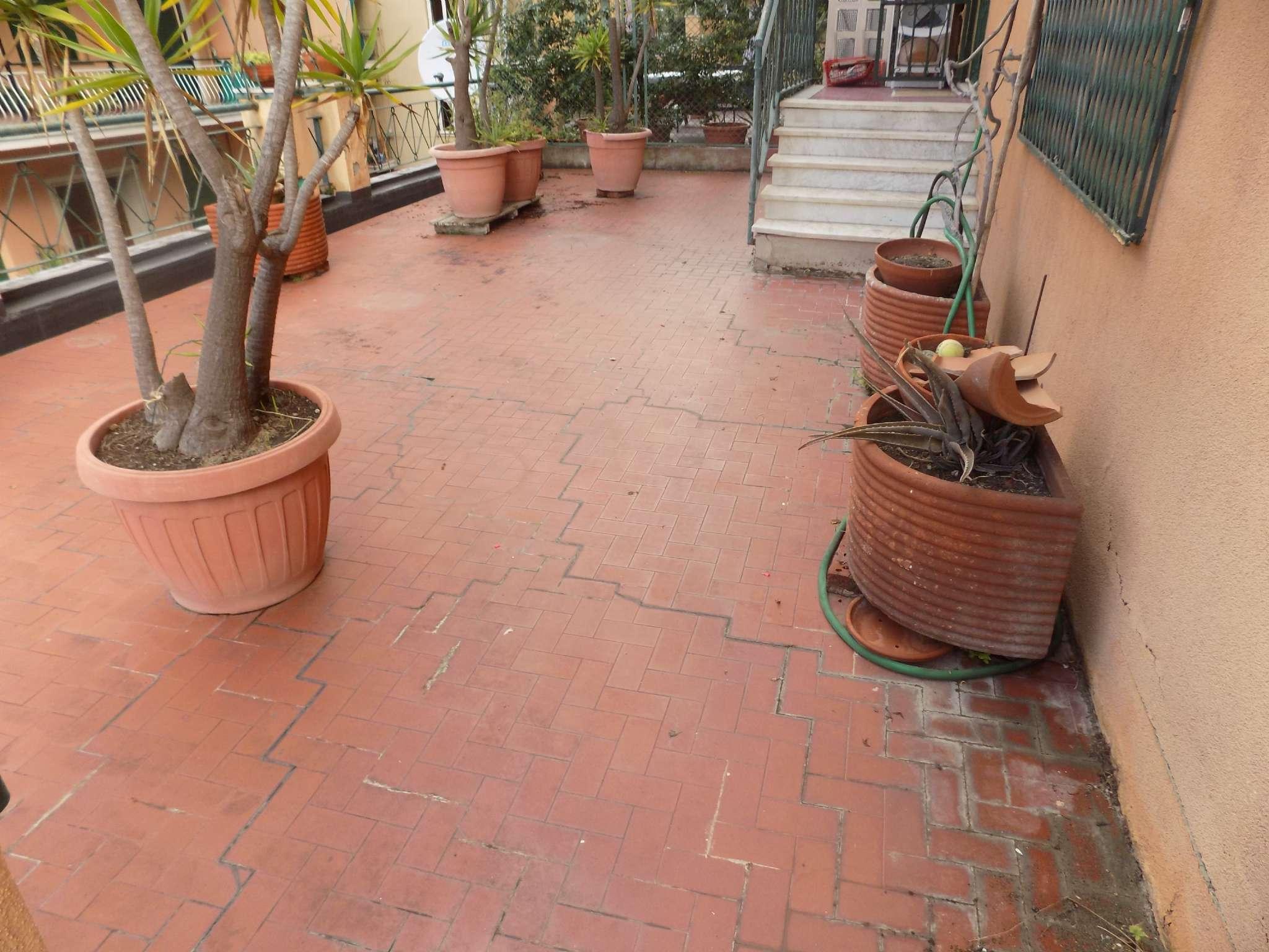 Appartamento in vendita a Genova, 5 locali, zona Quinto-Nervi, Levante Mare, prezzo € 285.000 | PortaleAgenzieImmobiliari.it