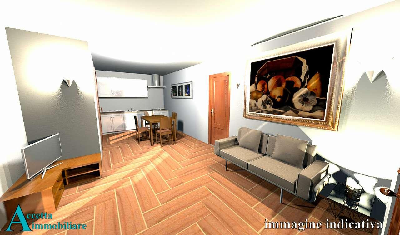 Appartamento in vendita a Taranto, 3 locali, prezzo € 108.000 | CambioCasa.it
