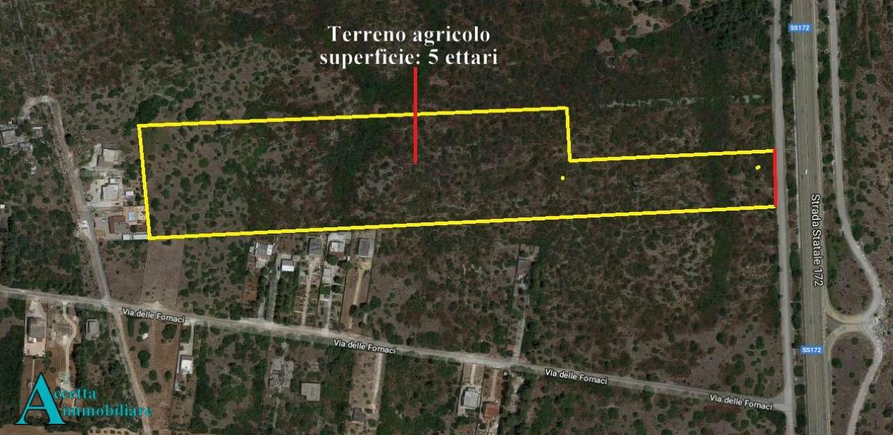 Terreno Agricolo in vendita a Statte, 9999 locali, prezzo € 40.000 | PortaleAgenzieImmobiliari.it